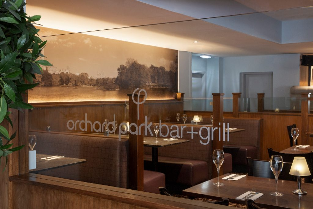 Eat and Drink at Orchard Park Hotel