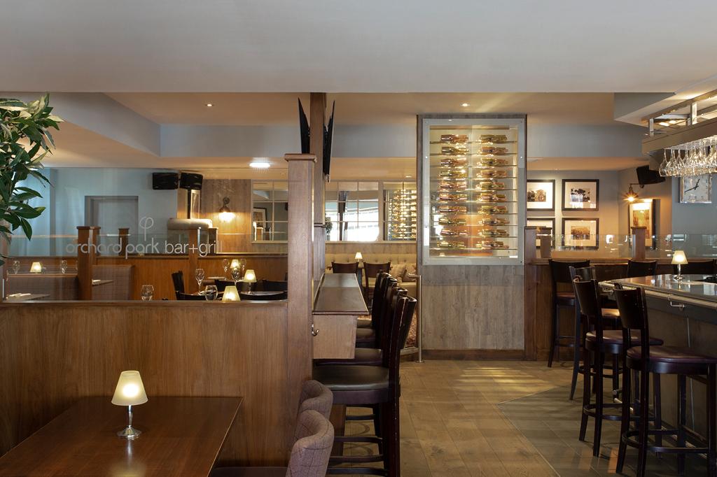 Orchard Park Hotel Bar and Grill Menu
