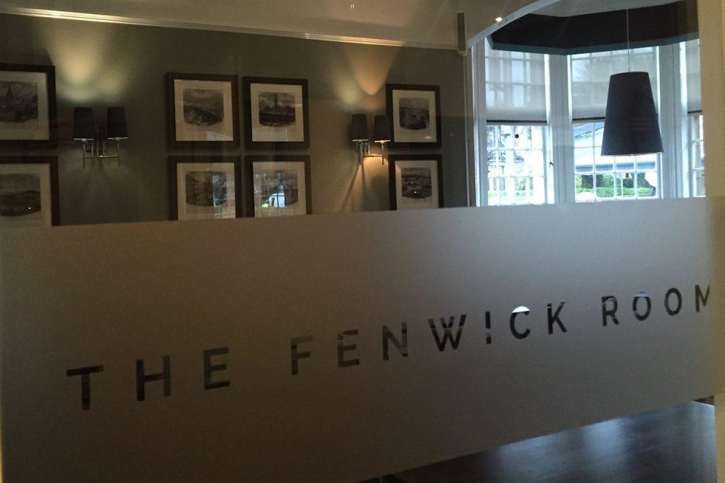 Orchard Park Hotel - Fenwick Door